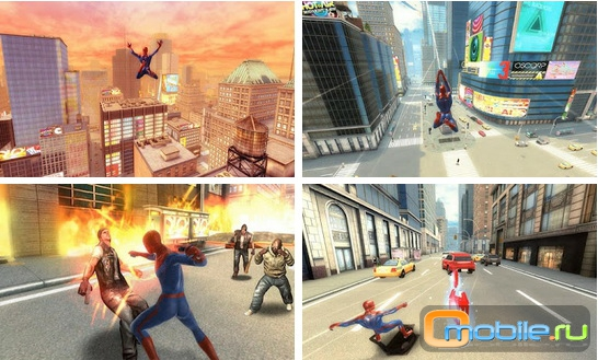 Download The Amazing Spiderman 2 Game For Android Free