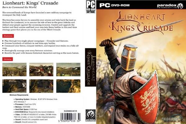 Русификатор The Kings Crusade Collection